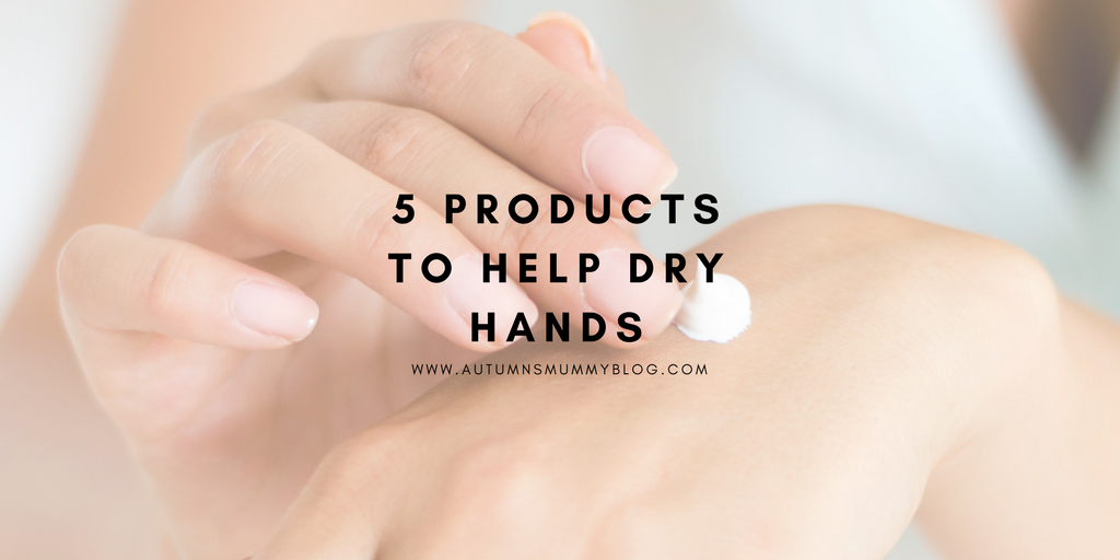 5 products to help dry hands