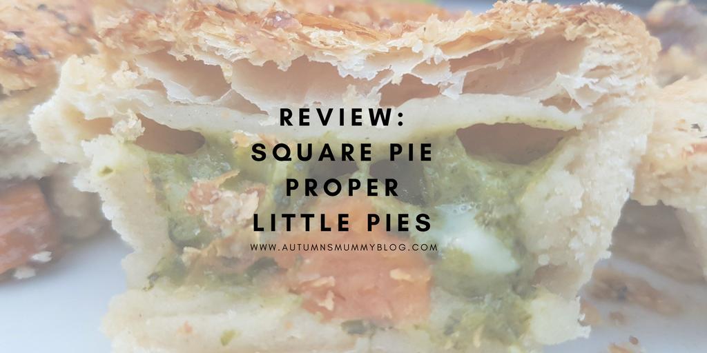 Review: Square Pie Proper Little Pies