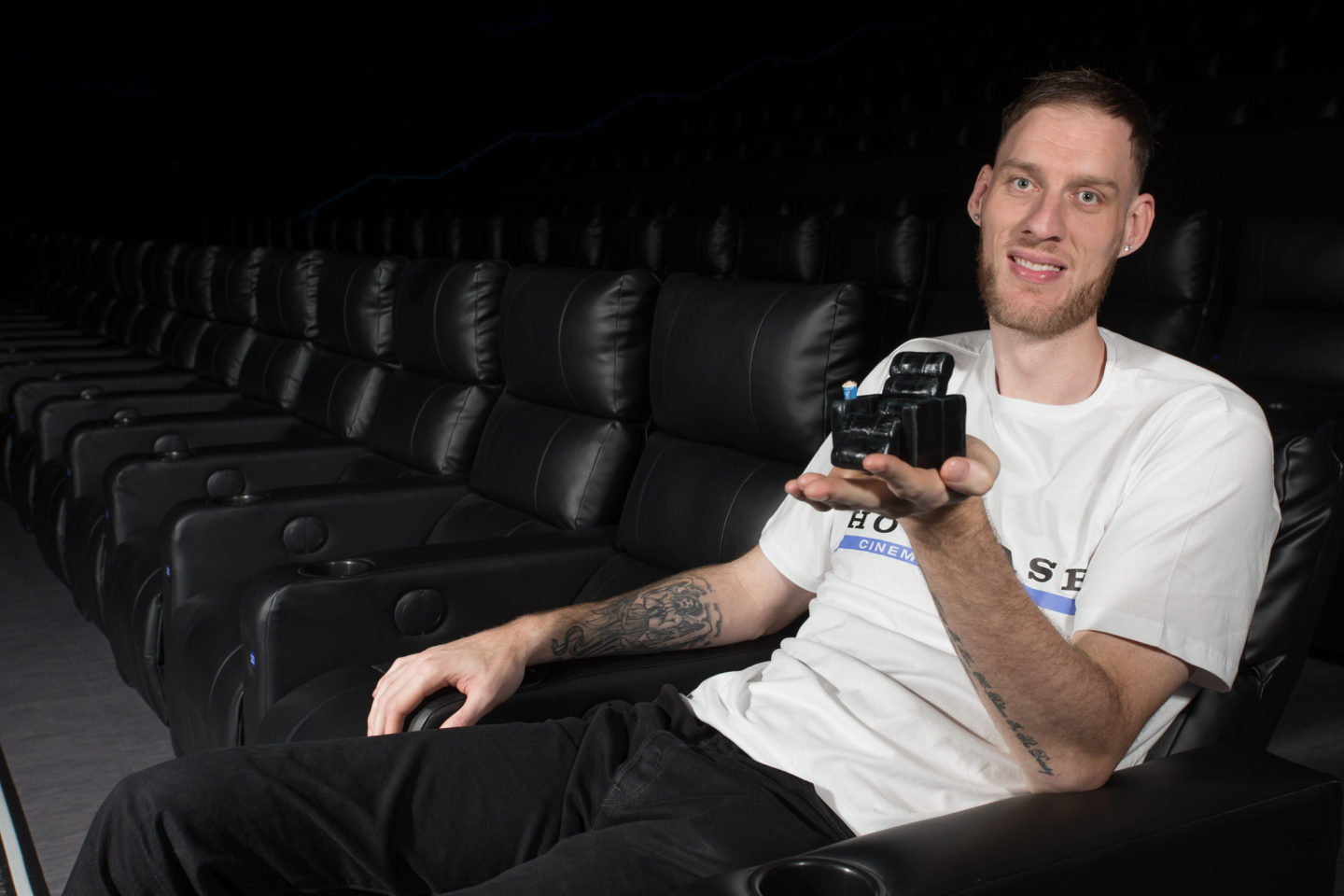 Paul Sturgess Showcase Cinema de Lux Bluewater
