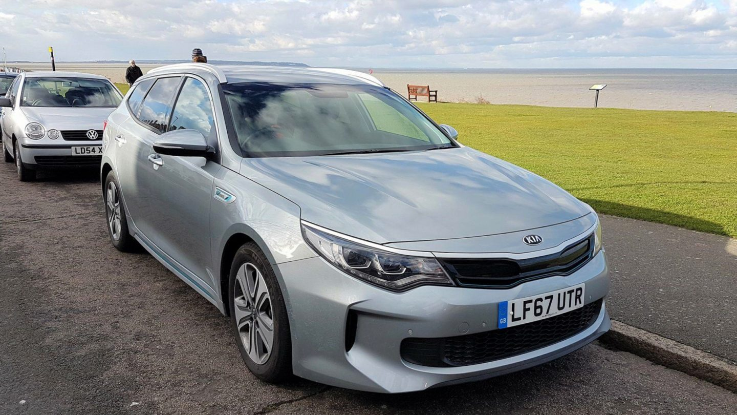 Kia Optima Sportswagon PHEV in Tankerton, Kent