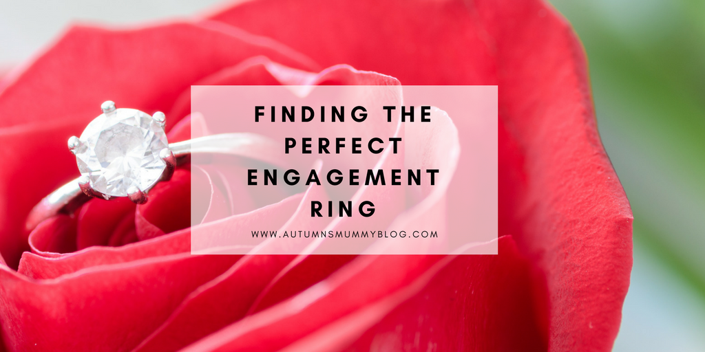 Finding the perfect engagement ring