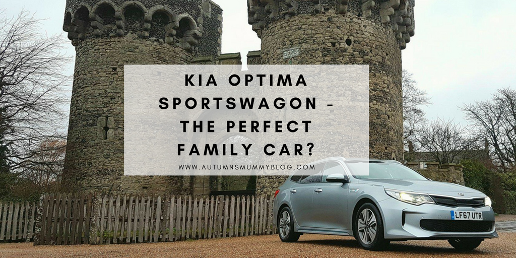 Kia Optima Sportswagon – The Perfect Family Car?