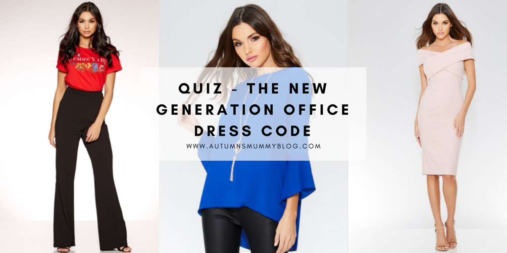 QUIZ – The new generation office dress code