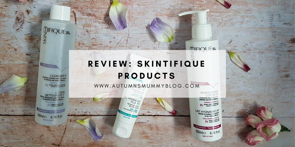 Review: Skintifique Products