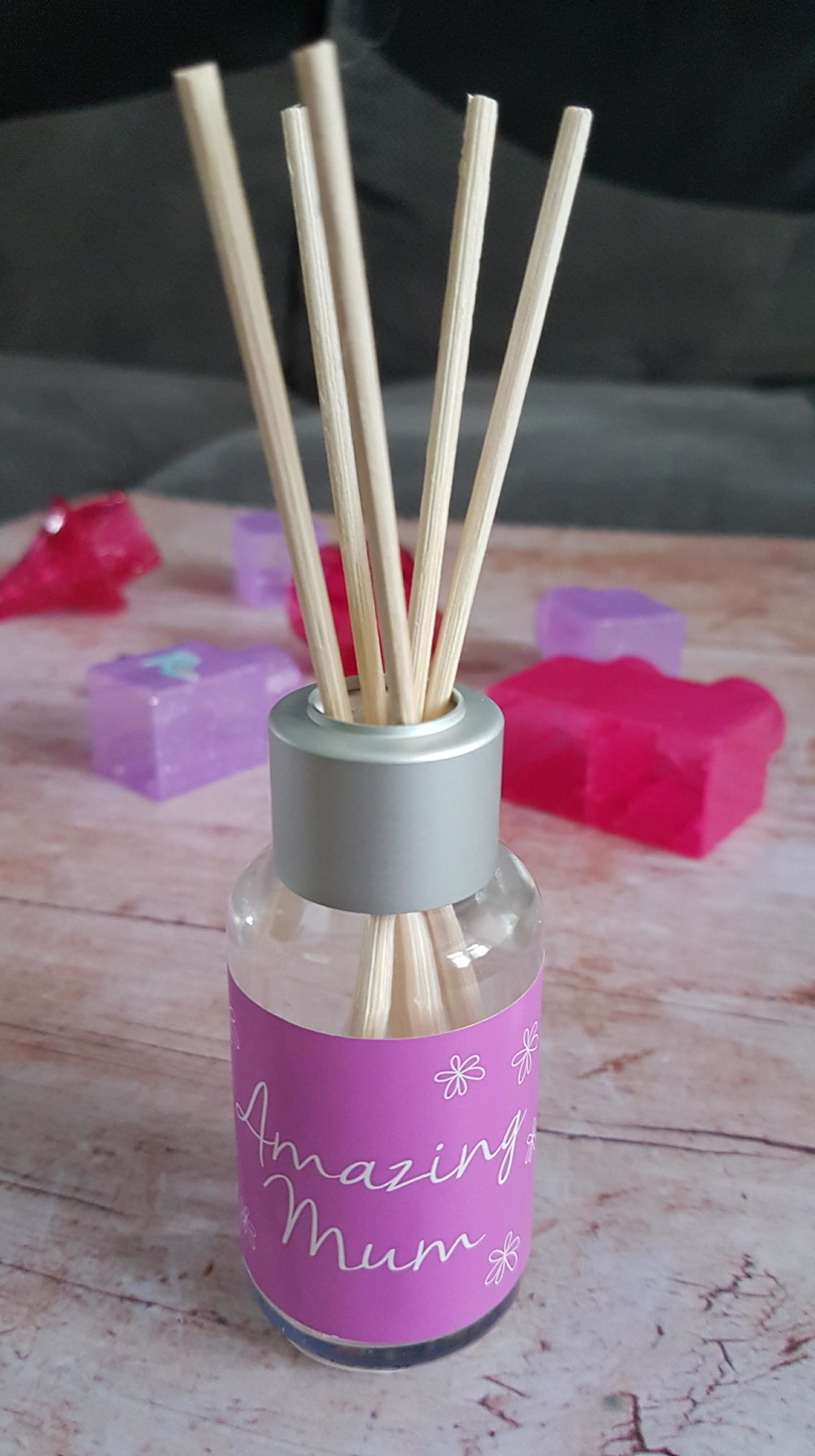 Mother's Day Reed Diffuser, Mum Gift