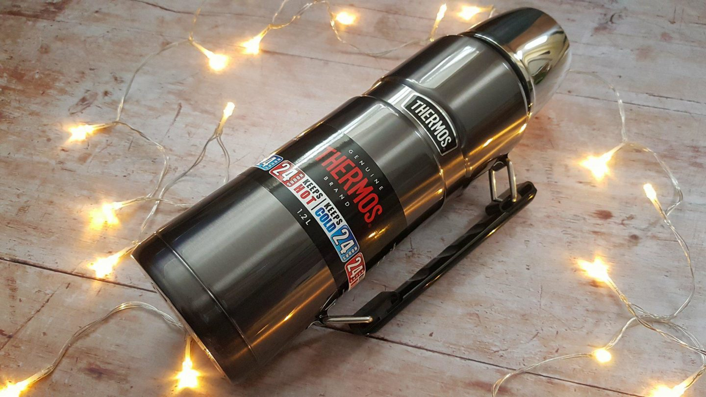Thermos 1.2L flask