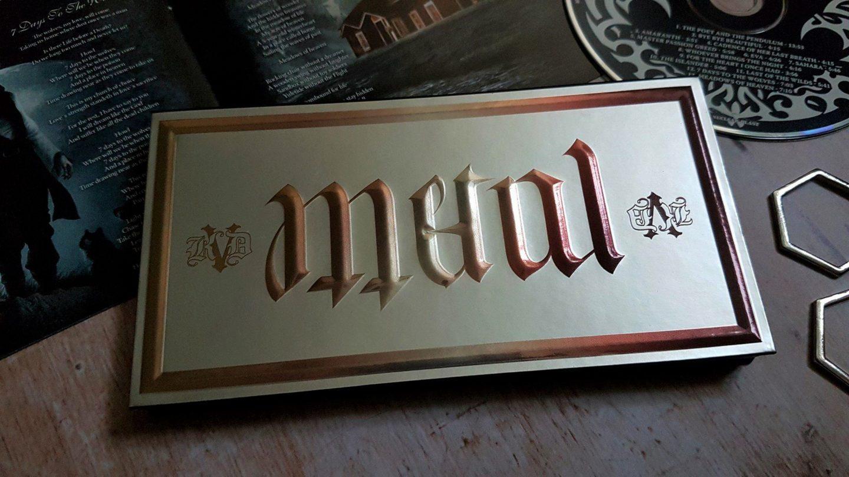Kat Von D Metal Matte palette
