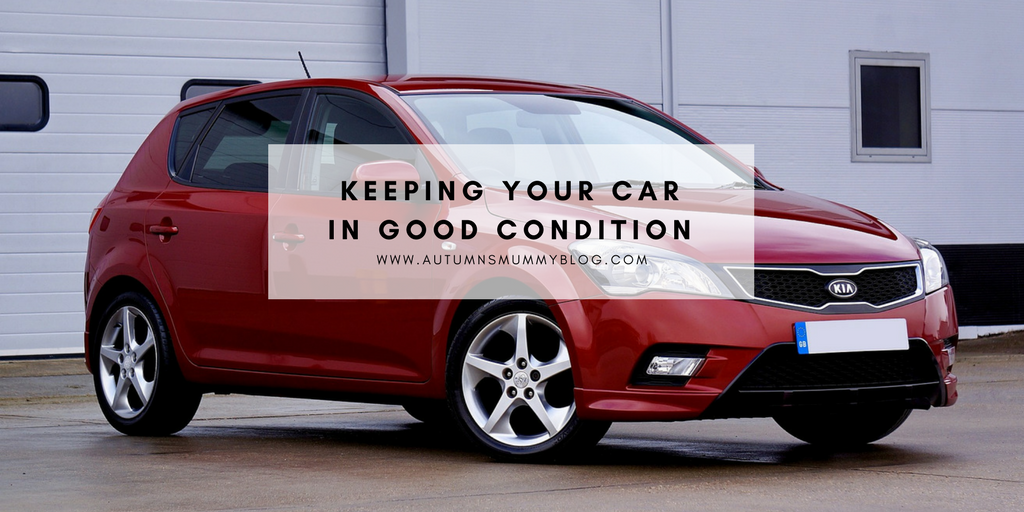 Keeping your car in good condition