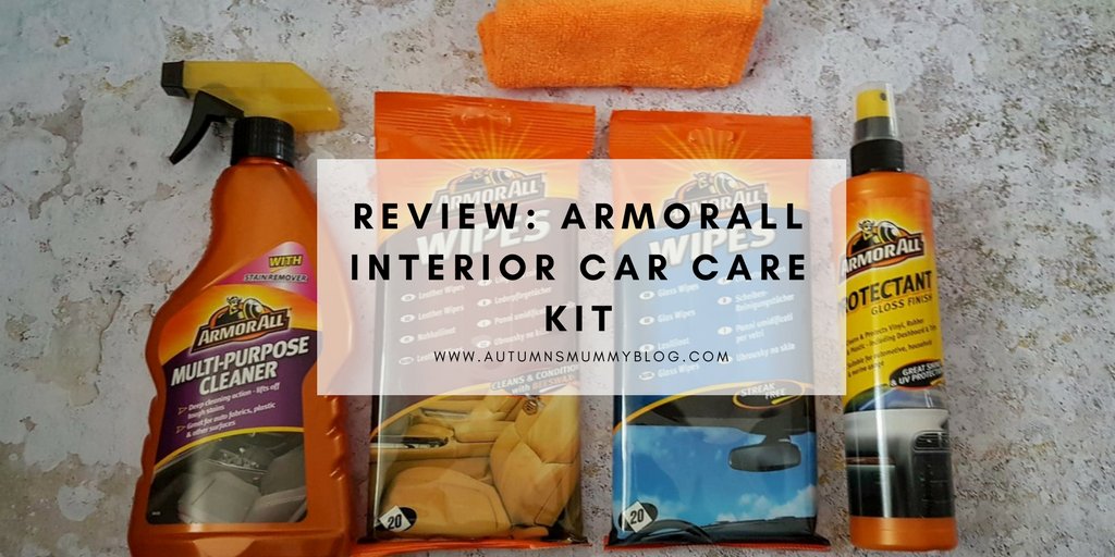 Review: Armorall Interior Car Care Kit