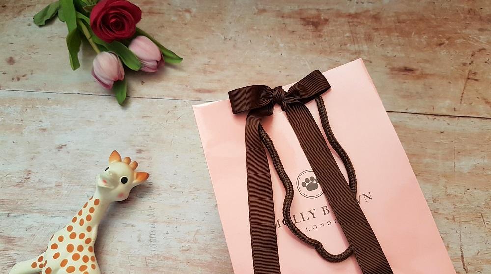 Molly Brown gift bag
