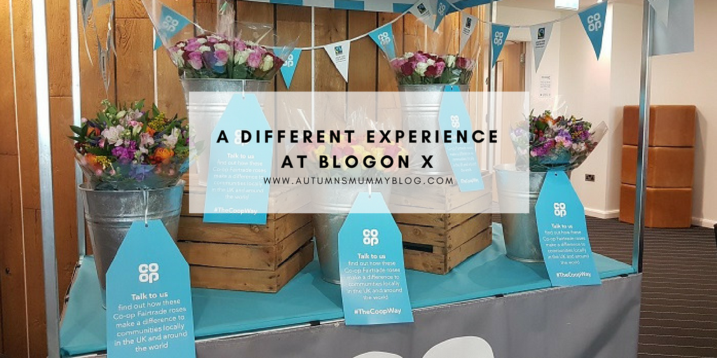 A different experience at BlogOn X