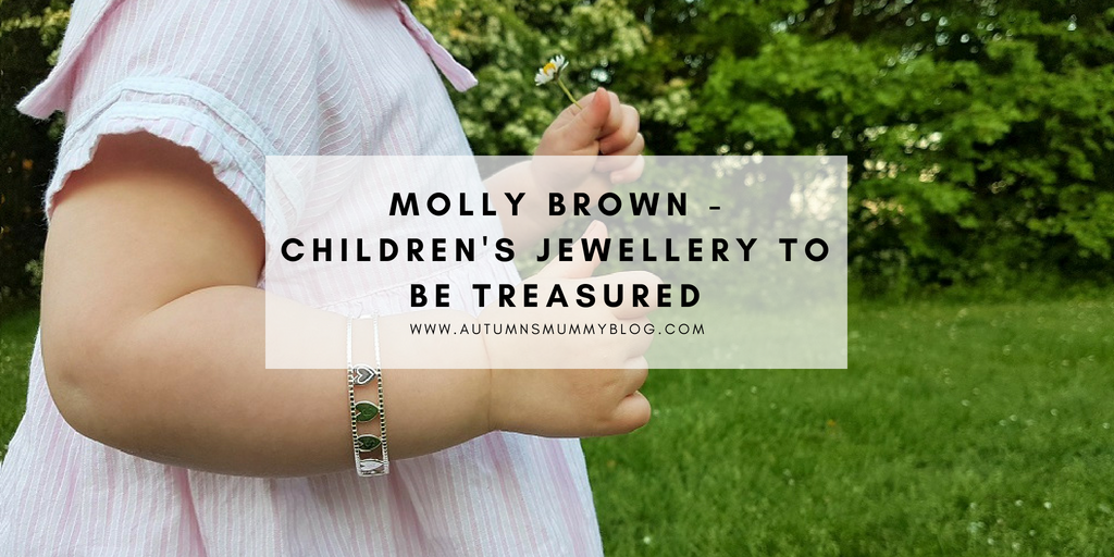 Molly Brown – children's jewellery to be treasured