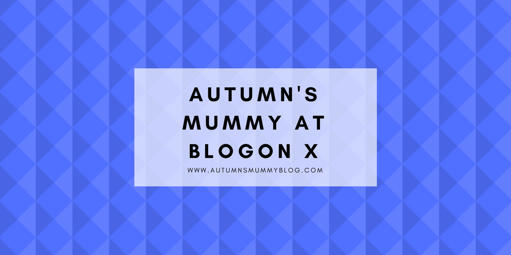 Autumn's Mummy at BlogOn X