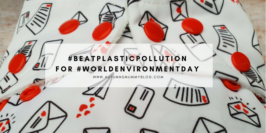 #BeatPlasticPollution for #WorldEnvironmentDay