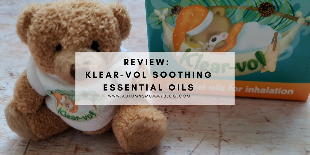 Review: Klear-vol soothing essential oils