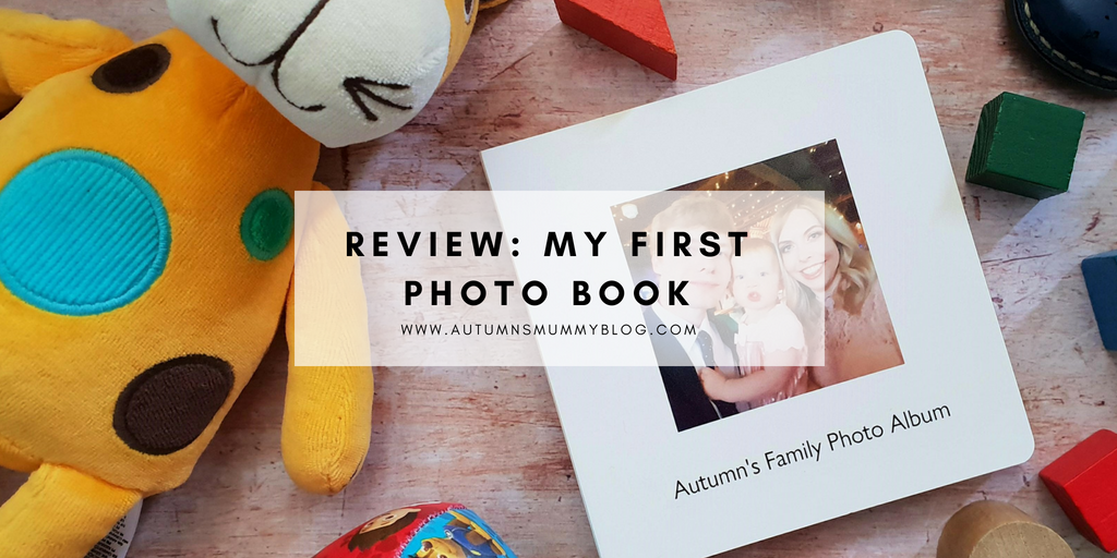 Review: My First Photo Book