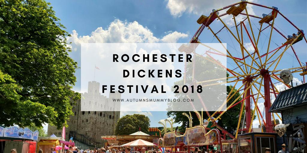 Rochester Dickens Festival 2018