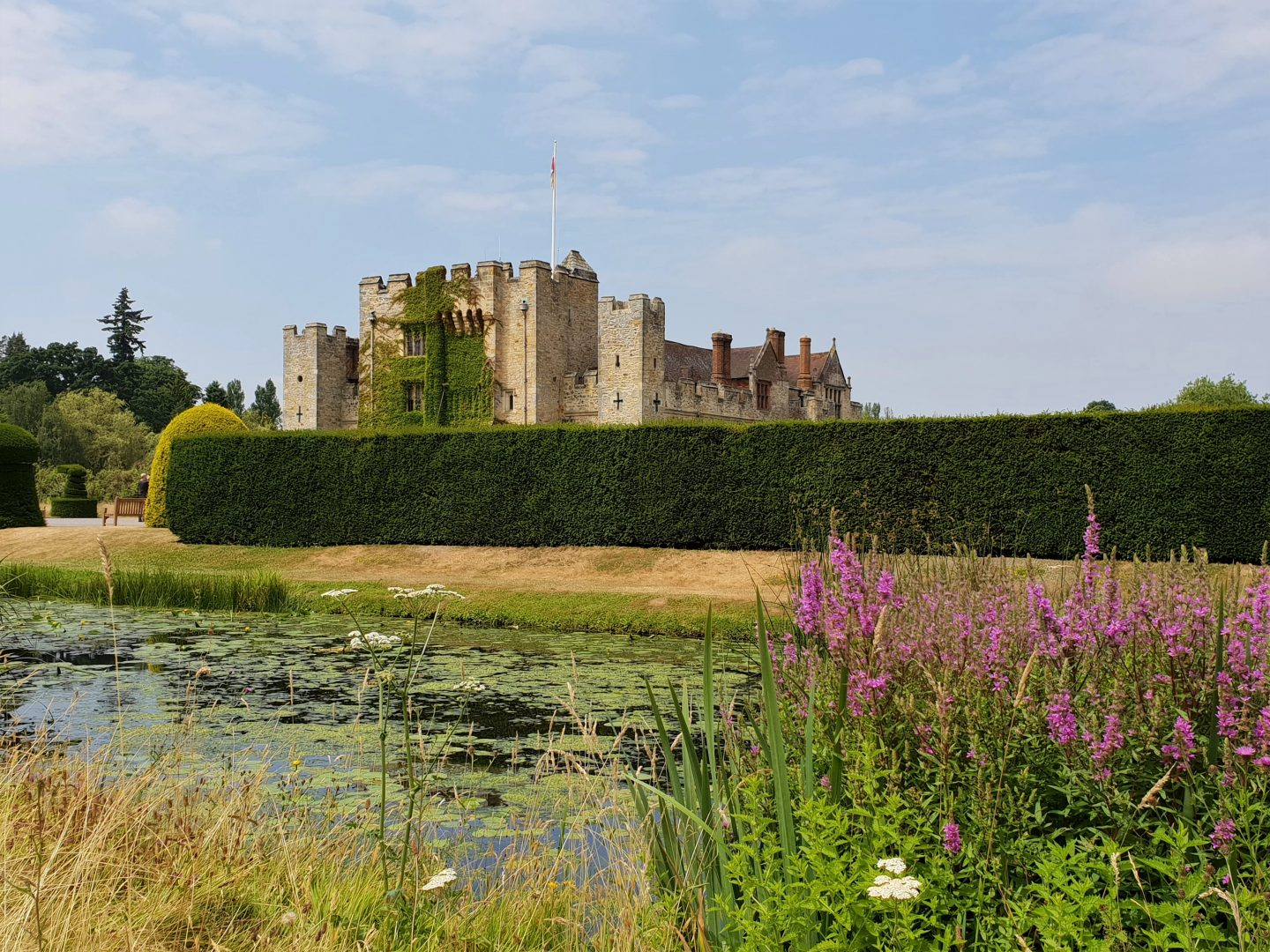 Hever Castle, Edenbridge, Kent