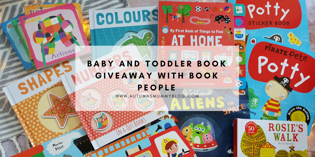 Baby and Toddler Book Giveaway with Book People
