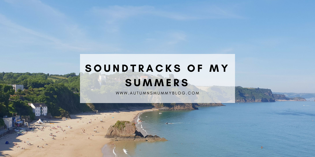 Soundtracks of my summers