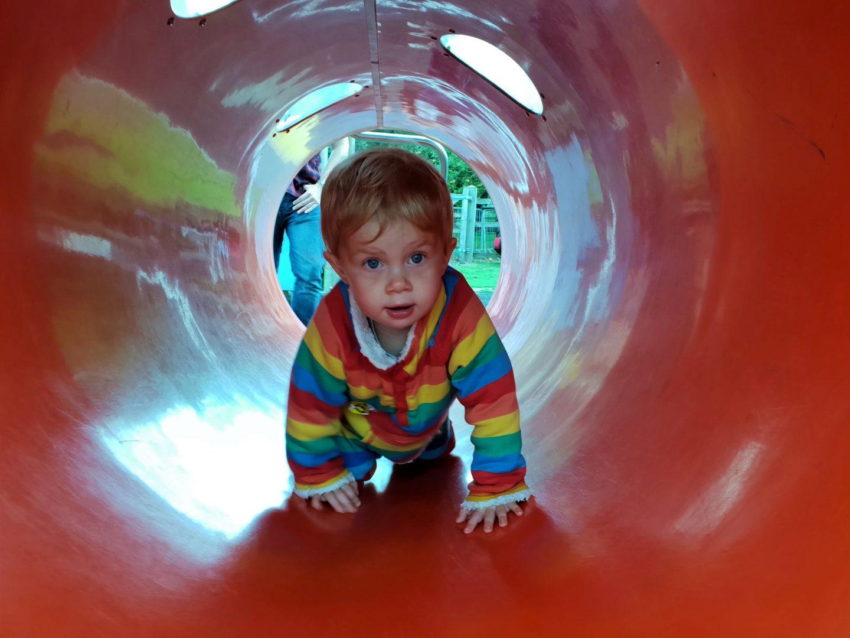 Kent Life playground