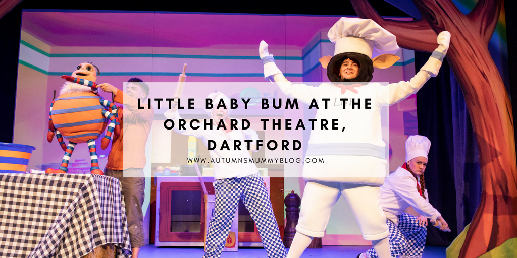 Little Baby Bum at the Orchard Theatre, Dartford