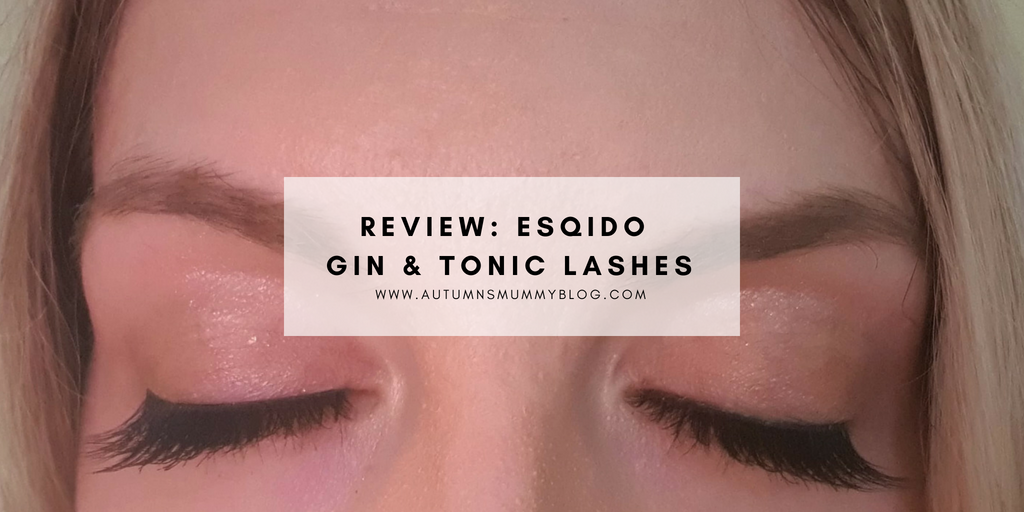 Review: Esqido Gin & Tonic Lashes