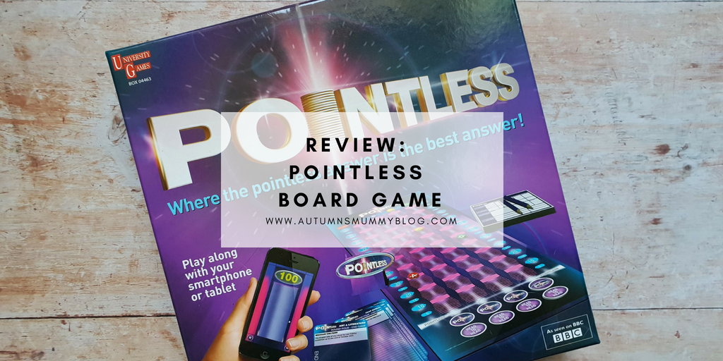 Review: Pointless Board Game