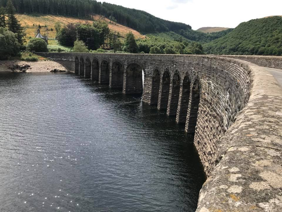 Elan Valley Reservoir