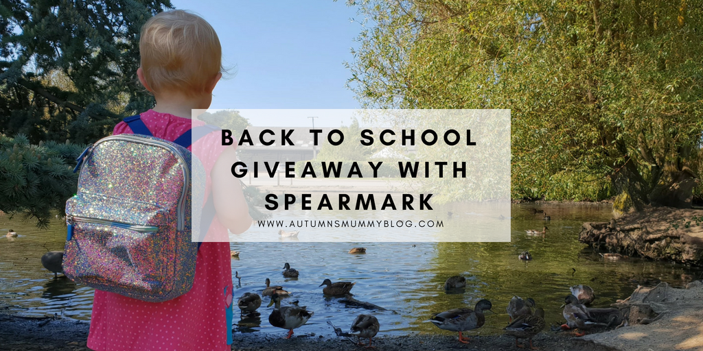 Back to School Giveaway with Spearmark