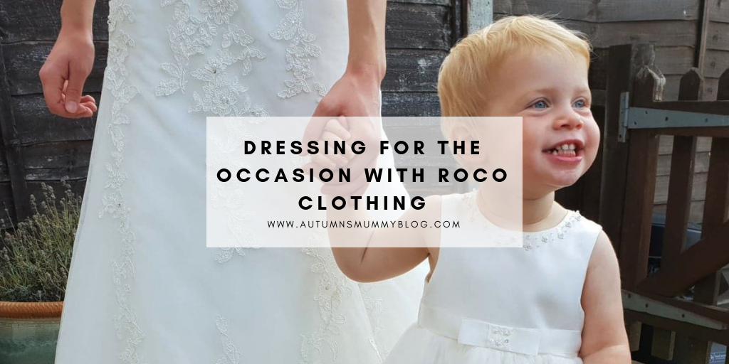 Dressing for the occasion with Roco Clothing