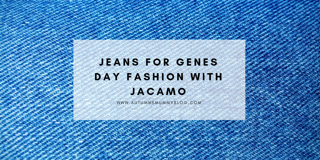 Jeans for Genes Day Fashion with Jacamo