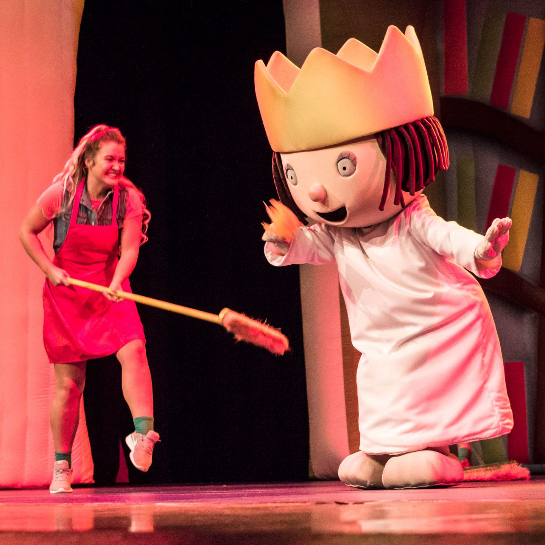 Little Princess - Milkshake Live The Magic Storybook