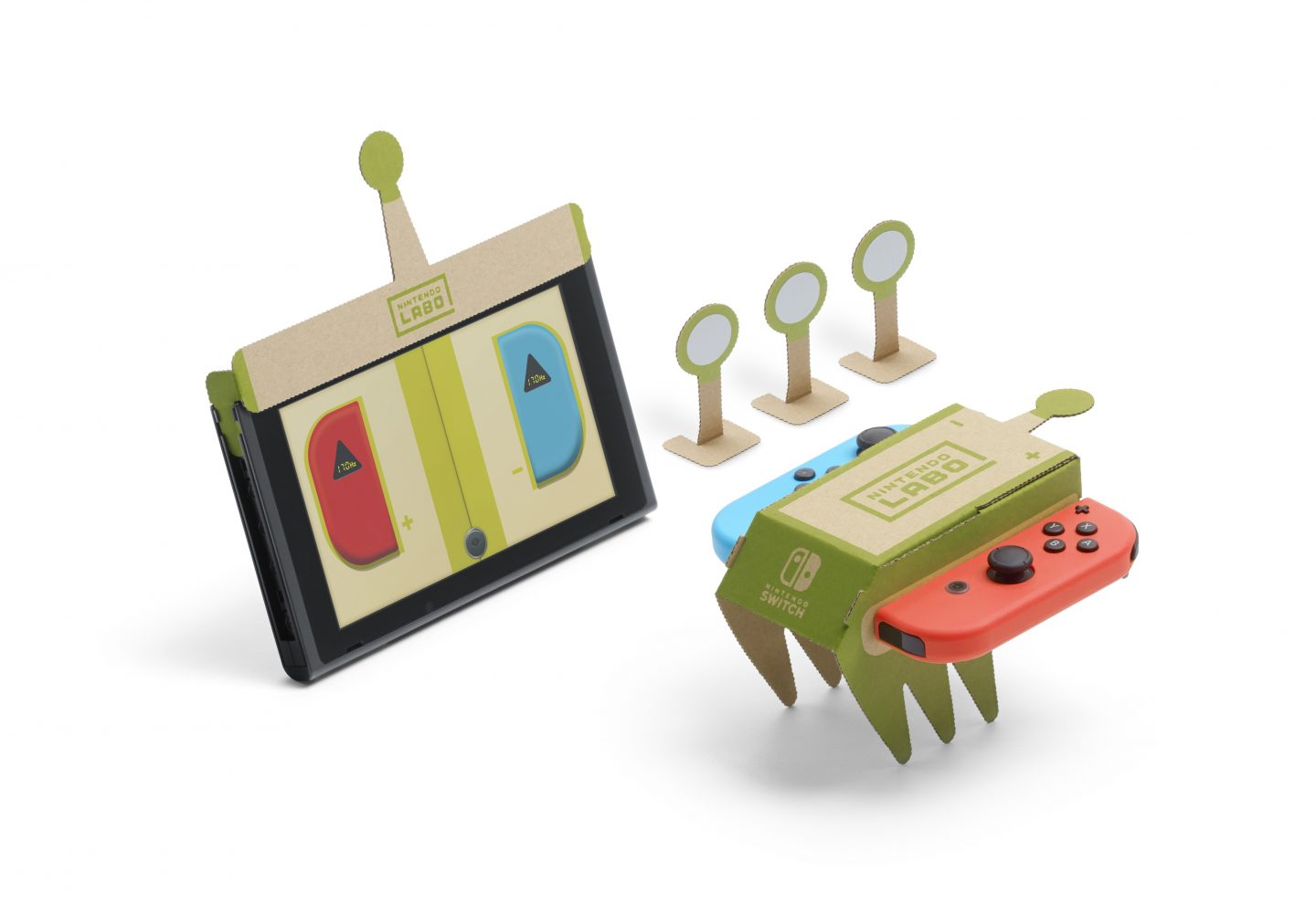 Nintendo labo toy-con rc car