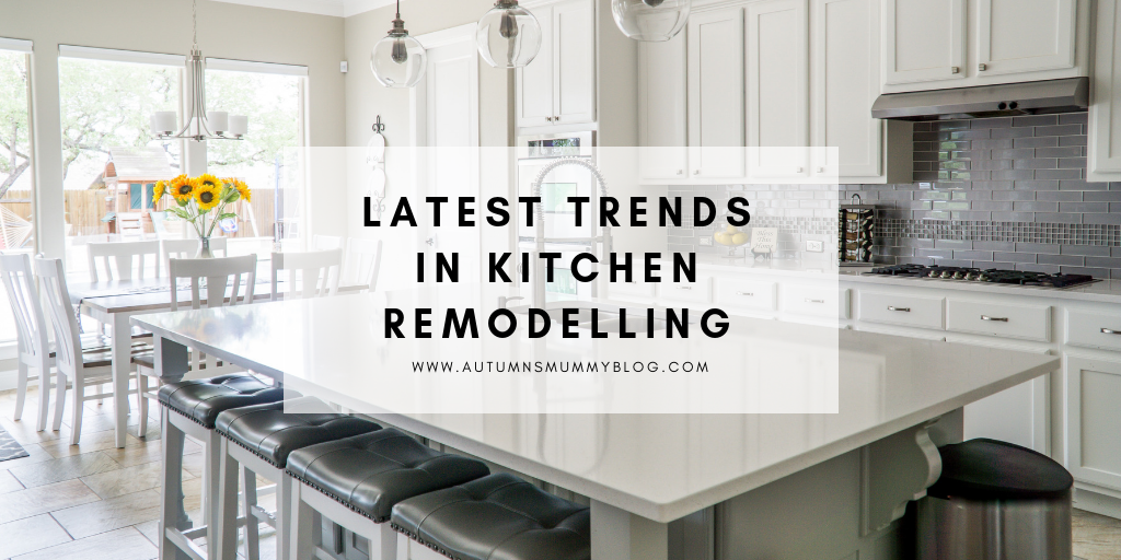 Latest Trends in Kitchen Remodelling