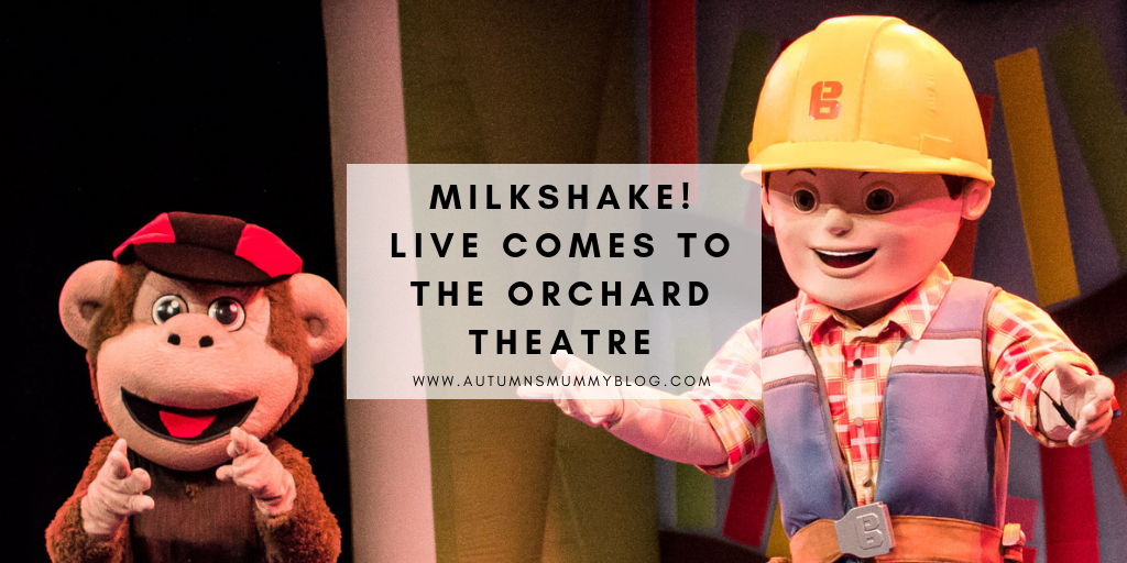 Milkshake! Live comes to The Orchard Theatre