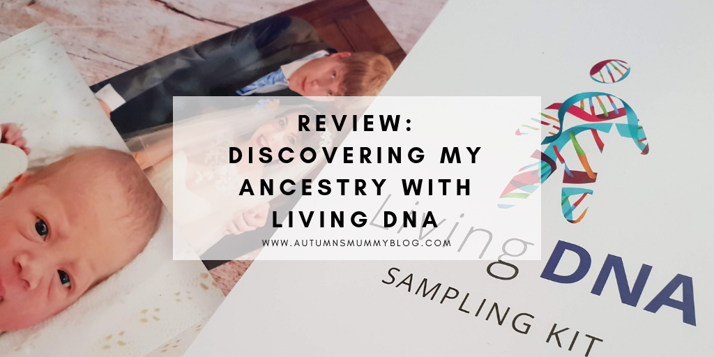 Review: Discovering my ancestry with Living DNA