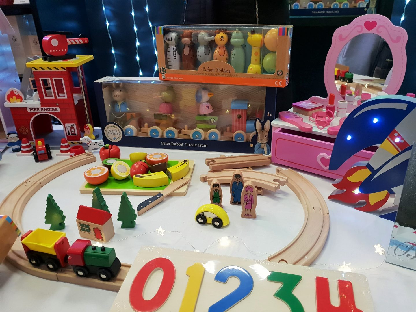Bip Bop Shop wooden toys and puzzles, Kent