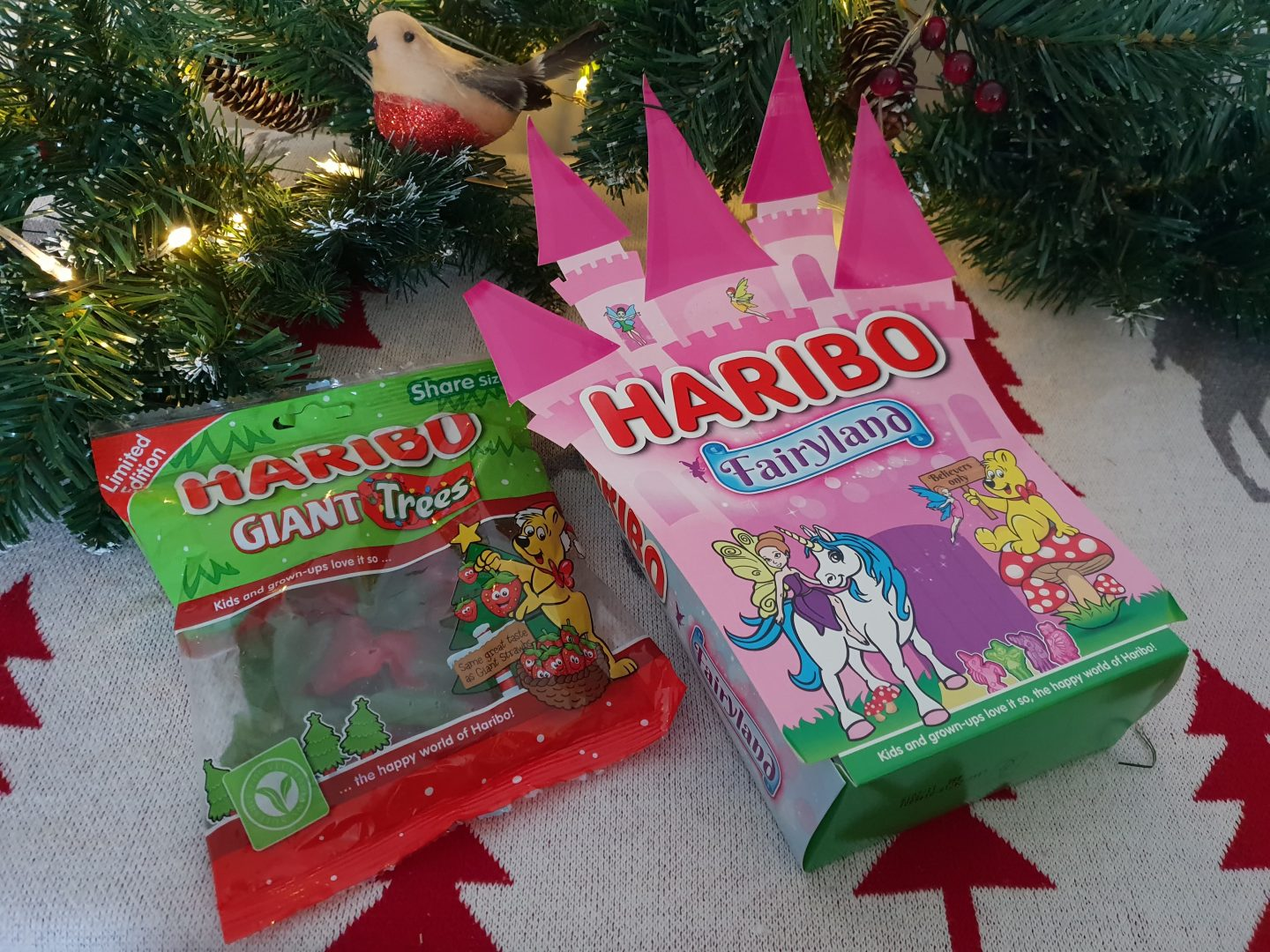 Haribo Giant Trees and Fairyland
