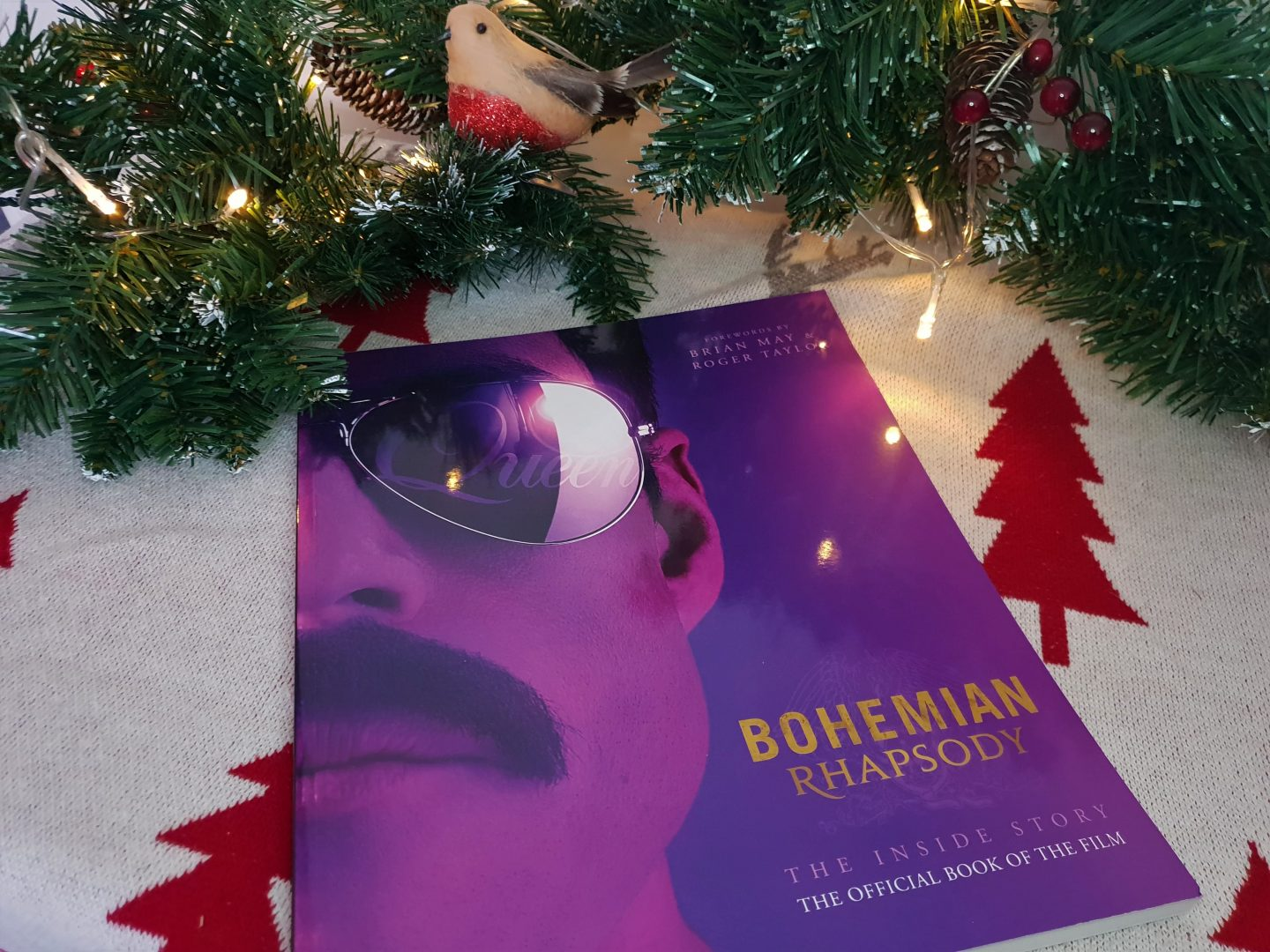 Bohemian Rhapsody official movie book