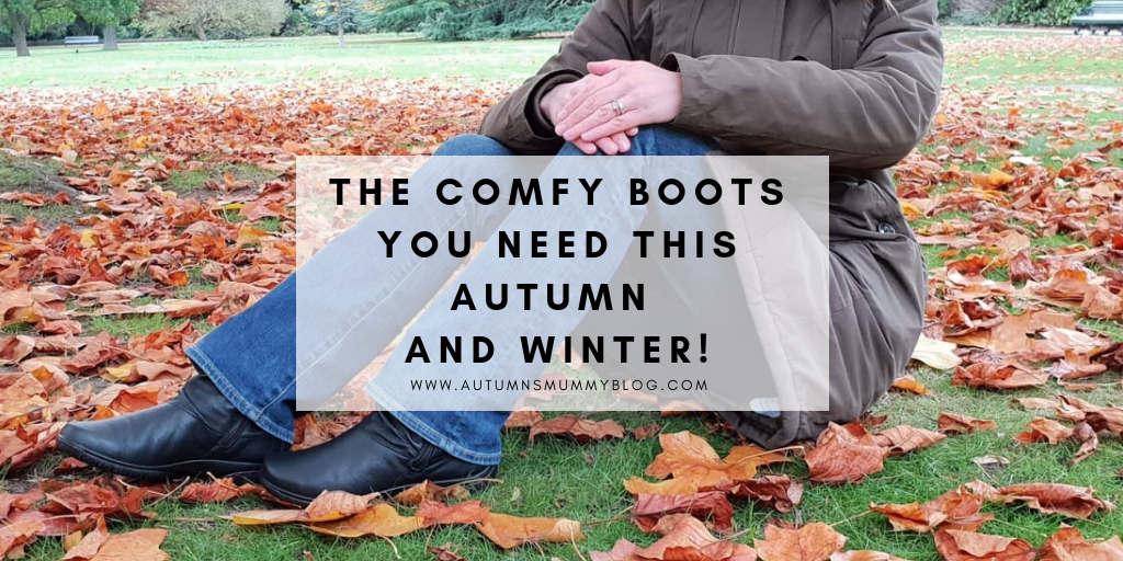 The comfy boots you need this autumn and winter!