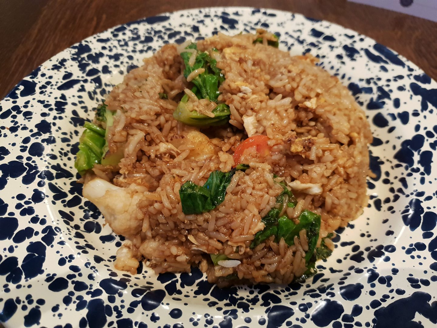 Rosa's Fried Rice, Thai cafe Bluewater