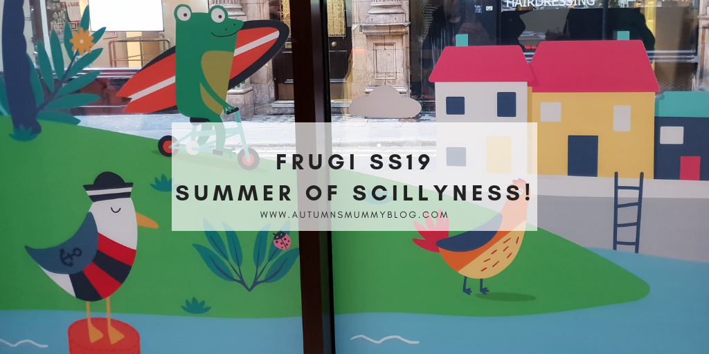 Frugi SS19 Summer of Scillyness!
