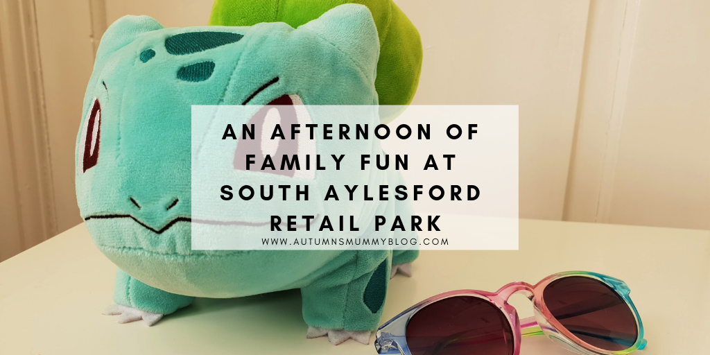 An afternoon of family fun at South Aylesford Retail Park