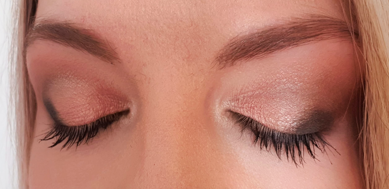 Brown smokey eye using Too Faced Chocolate Bar eyeshadow palette