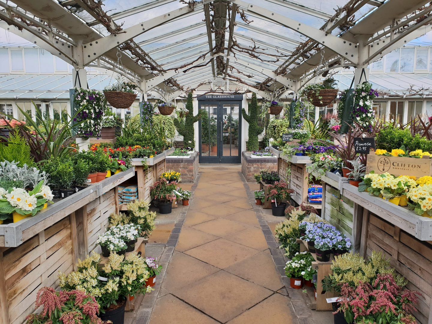 Clifton Nurseries in Maida Vale, London