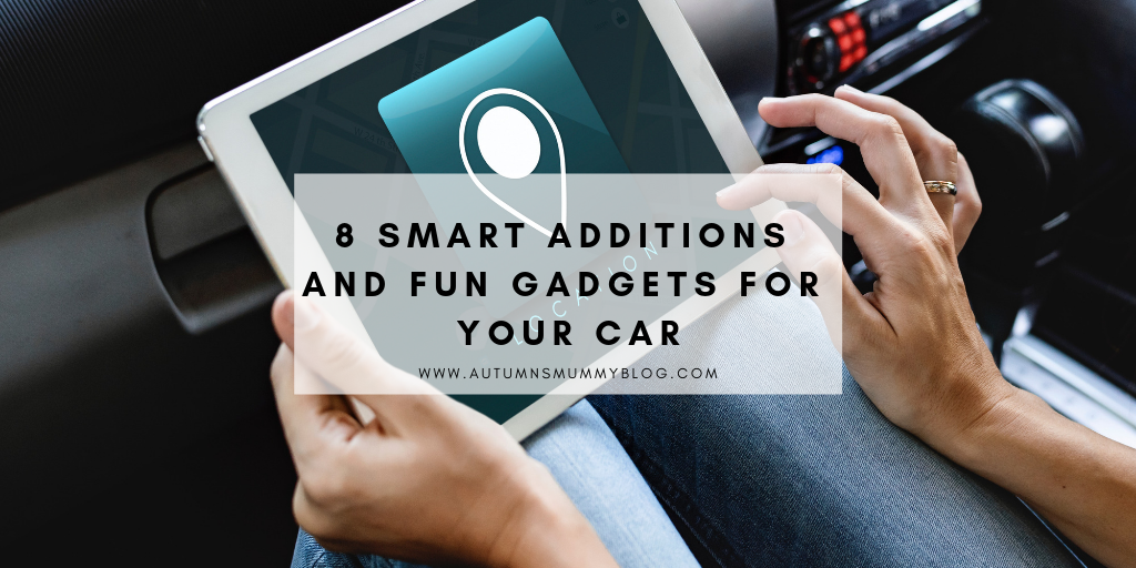 8 Smart Additions and Fun Gadgets For Your Car