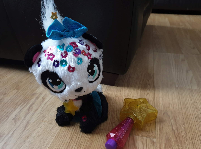 Shimmer Stars Pixie the Panda UK review