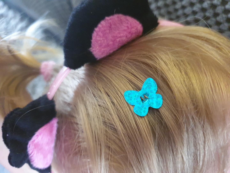 Shimmer Stars Pixie panda ears