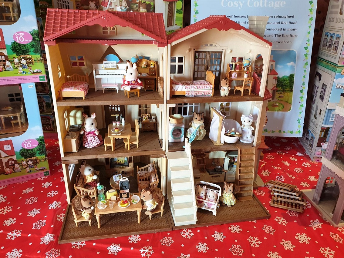 Sylvanian Families House at BlogOn
